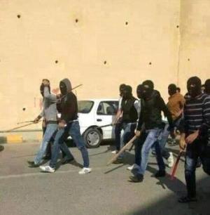 """""""الهاشمية"""" لسرايا : ملثمون اقتحموا الجامعة و حاولوا القيام بمشاجرة.. وضبط اسلحة والعاب نارية"""