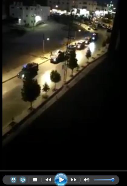 بالفيديو ..  اربد: عودة الهدوء لبلدة بيت رأس بعد أعمال شغب عقب مقتل خمسيني