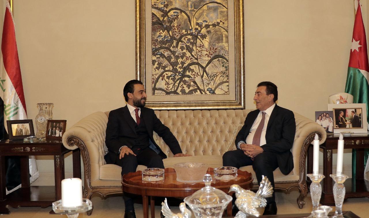 الطراونة يلتقي الحلبوسي ويؤكد ثبات الأردن في دعم العراق وشعبه بجميع مكوناته