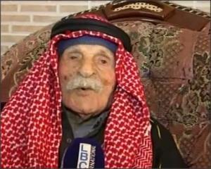 بالفيديو .. أكبر معمر فلسطيني لديه أكثر من 350 ولداً وحفيداً