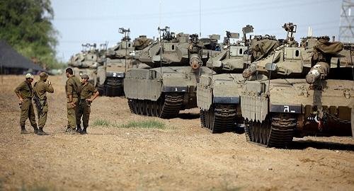 جيش الاحتلال يلمح إلى أنه يريد إنهاء العملية