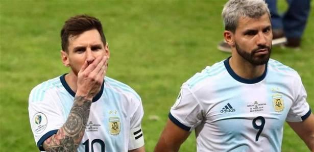 ميسي بعد الخسارة: الحكام كانوا بصفّ البرازيل ..  هذا هراء!