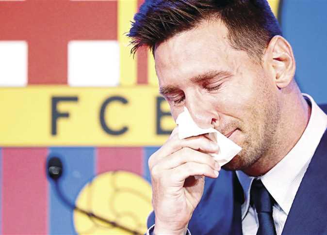 مفاجأة من العيار الثقيل  ..  ميسي يريد العودة إلى برشلونة