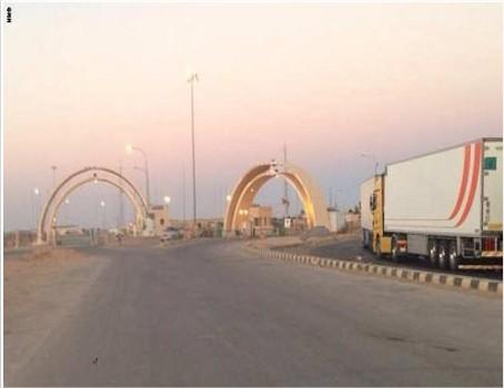 العراق يدرس فتح معبر طريبيل