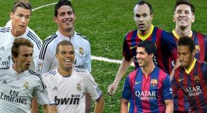 5 ثغرات بتشكيلة ريال مدريد قبل مواجهة برشلونة