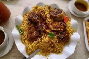 أصل أكلة الكبسة السعودية و أنواعها