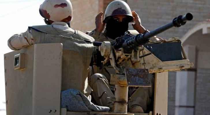عملية أمنية تقتل 13 إرهابيا بمنزل واحد في مصر