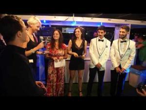 بالفيديو ..  للمرة الأولى بتاريخ «تركيا» زواج شابين مثليين جنسياً