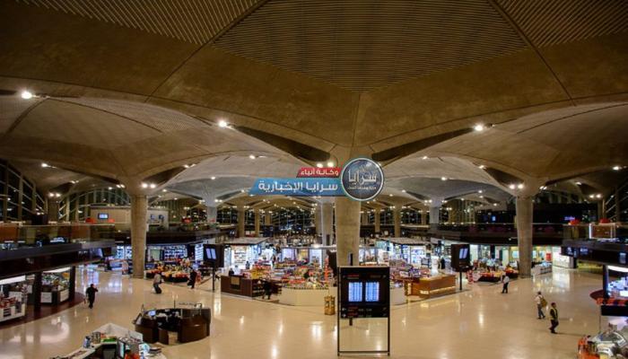 حظر دخول المطار لغير متلقي لقاح كورونا