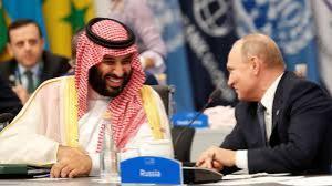 روسيا والسعودية يبحثان تعاونهما في أسواق الطاقة الدولية