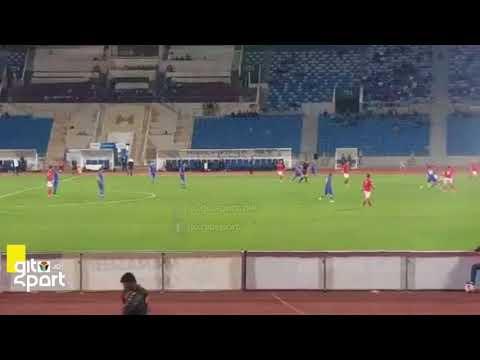 بالفيديو  ..  اهداف مباراة الجزيرة و الرمثا