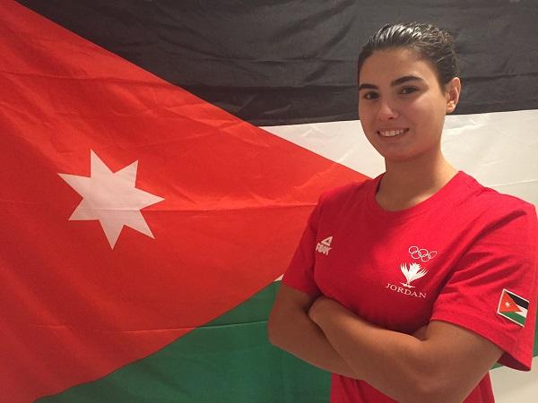 تاليتا بقلة تبحث عن إنجاز جديد للسباحة الأردنية في الأولمبياد