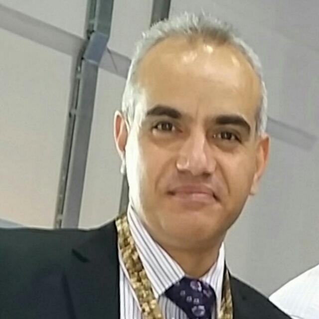 الأستاذ الدكتور محمد الزيود  .. مبارك الترفيع