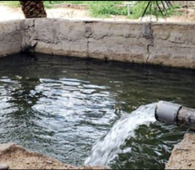 """السعودية : المياه الجوفية تتسرب من احواض """"تبوك"""" الى الاردن"""
