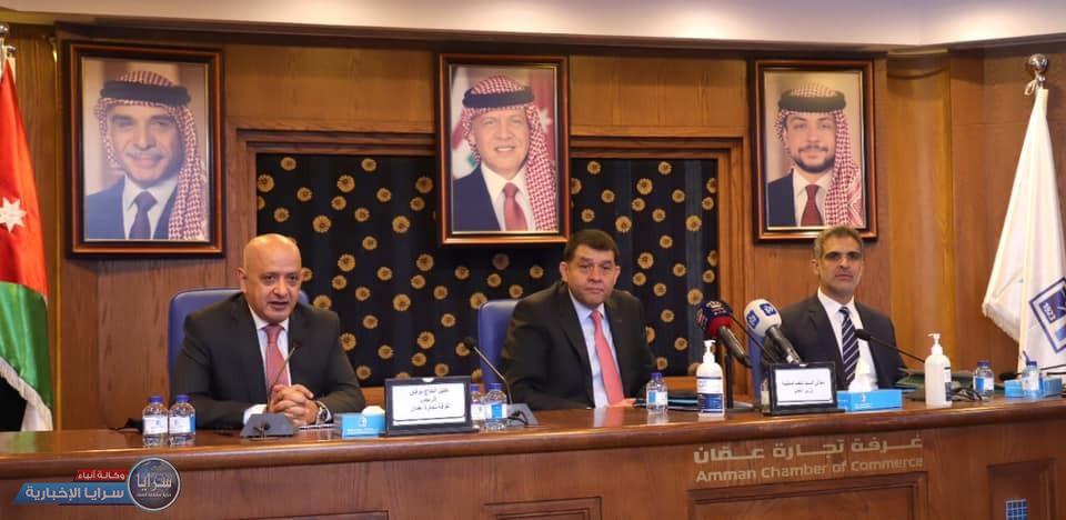 استيتية: وزارة العمل بصدد بناء استراتيجية واضحة للتطوير و الرحاحلة: (استدامة+) سيتم تمديده لحزيران 2022