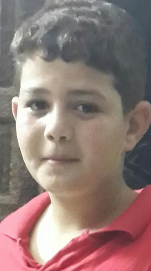 """طفل مفقود في حي المحطة بعمان """"صور"""""""