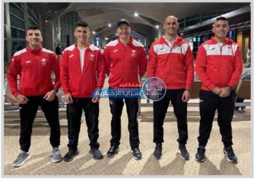 منتخب الملاكمة يطير إلى صربيا للمشاركة في بطولة العالم