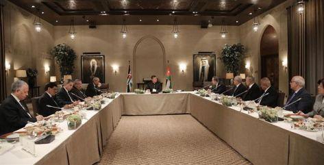 الملك: التحديات التي تواجه الأردن تستوجب الوقوف معا لمواجهتها.. ويؤكد: حدودنا الشمالية على اتم استعداد
