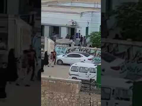 بالفيديو  ..  تهريب جثمان سيدة مشتبه بإصابتها بكورونا في مصر