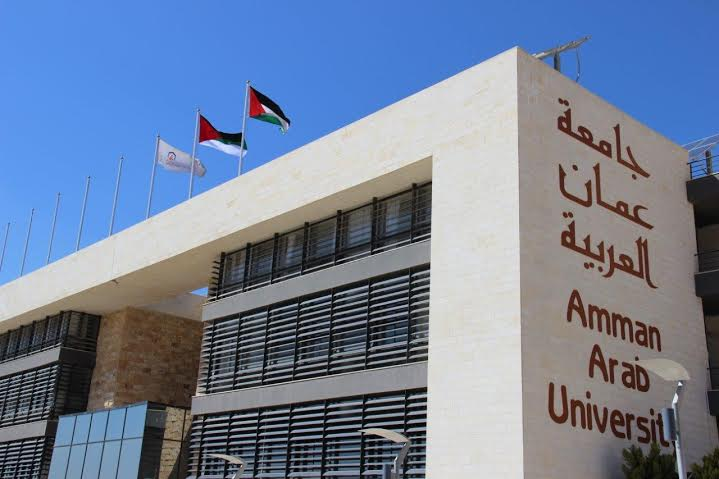 رفع علم الثورة العربية الكبرى في عمان العربية
