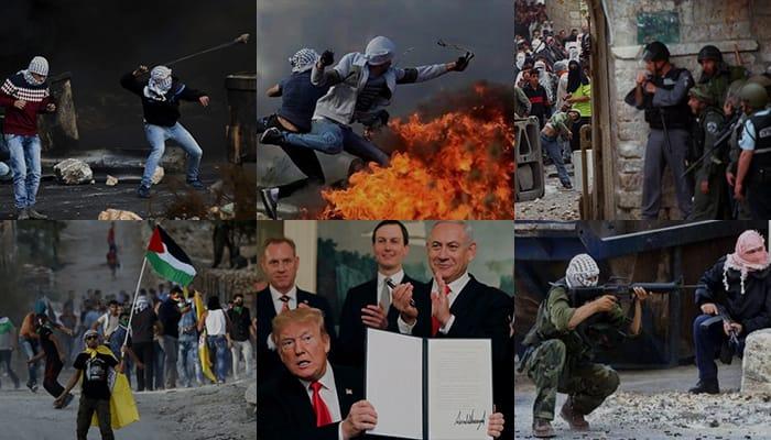 خبراء: الانتفاضة الفلسطينية الثالثة تنتظر «صفقة القرن»