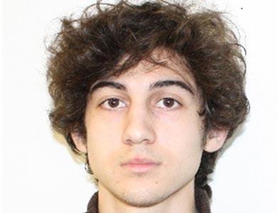 جوهر تسارناييف يلقي المسؤولية في اعتداء بوسطن على شقيقه