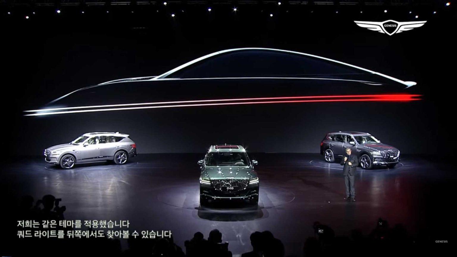 جينيسيس ستقدم 6 سيارات جديدة بحلول عام 2021