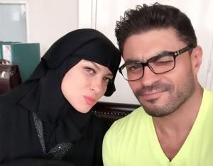 """بالصور .. من النقاب إلى """"الشورت""""... الفنانة ريم مصطفى تستفز الجمهور"""