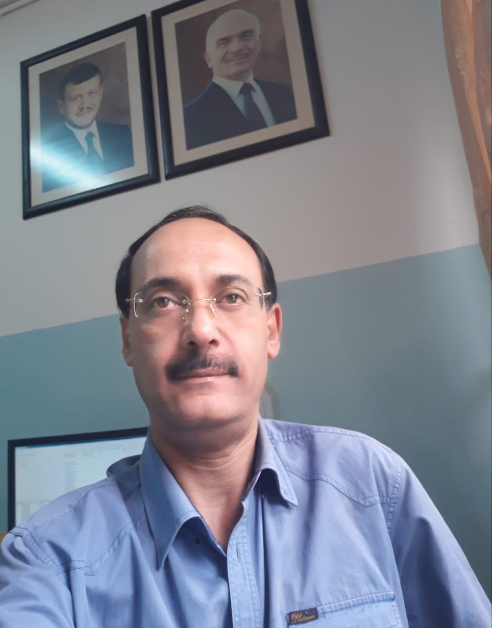 تكليف  د. احمد عطا مساعدا لمدير مستشفى النديم الحكومي بمادبا