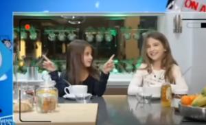 بالفيديو .. بنات نانسي عجرم يفاجئونها ويكشفون اسراراً عن امهم في المنزل