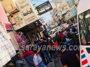 عاجل ..  اربد: العثور على جثة مهندس داخل مبنى تجاري وسط سوق الرمثا