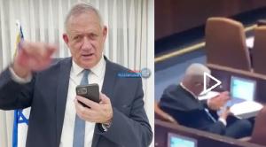 بالفيديو  ..  وزير الدفاع الصهيوني يسخر من جهل نتنياهو بالآيفون