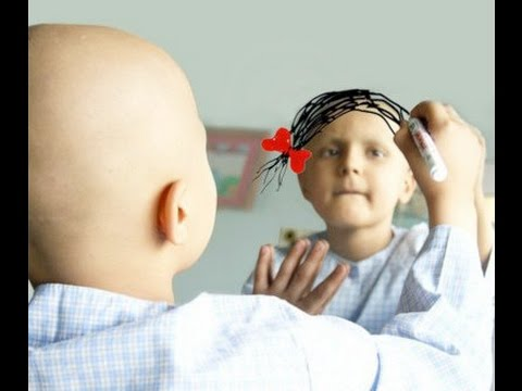 مبادرة لتوفير الشعر لأطفال مرضى السرطان