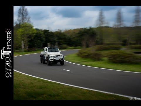 بالفيديو: مرسيدس AMG G63 6x6 مصنوعة من سوزوكي جيمني!