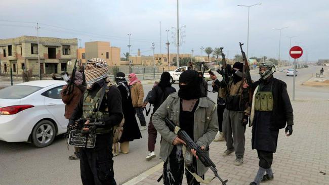 """""""داعش""""  تبحث عن ملاذ  آمن في الأردن"""