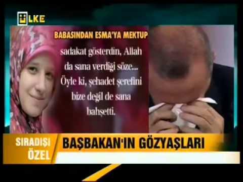 بالفيديو  ..  أردوغان يبكي وهو يستمع لرسالة البلتاجي لابنته