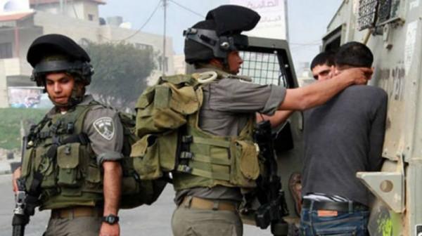 الاحتلال يعتقل شاباً شرق بيت لحم