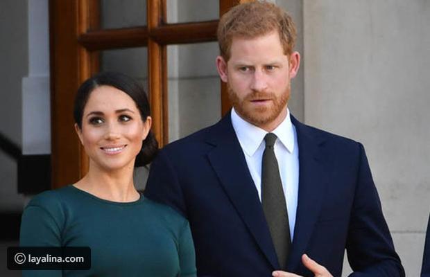 تفاصيل أول مشاجرة بين الأمير هاري وميغان ماركل: وهكذا صالحها زوجها!