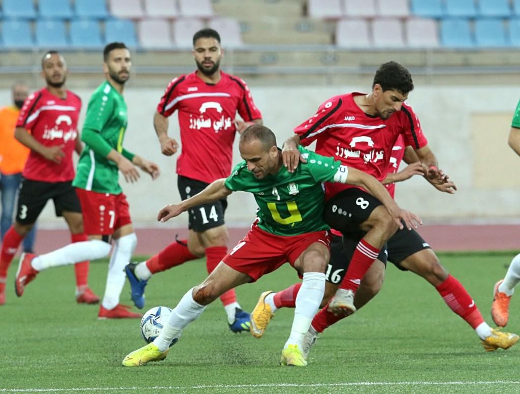 نادي الجليل بطلا لدرع الاتحاد بعد تغلبه على الوحدات