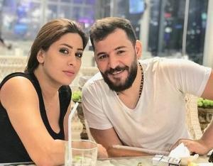 اعلان صادم لطلاق حسام جنيد وإمارات رزق - صورة