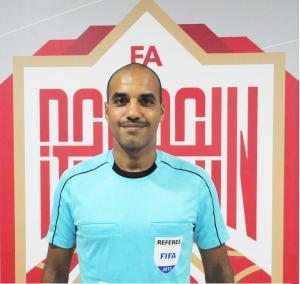 طاقم بحريني يدير مباراة بكأس الاتحاد الآسيوي
