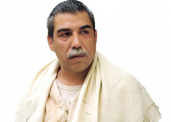 إصابة الفنان السوري أيمن رضا بقذيفة 2014