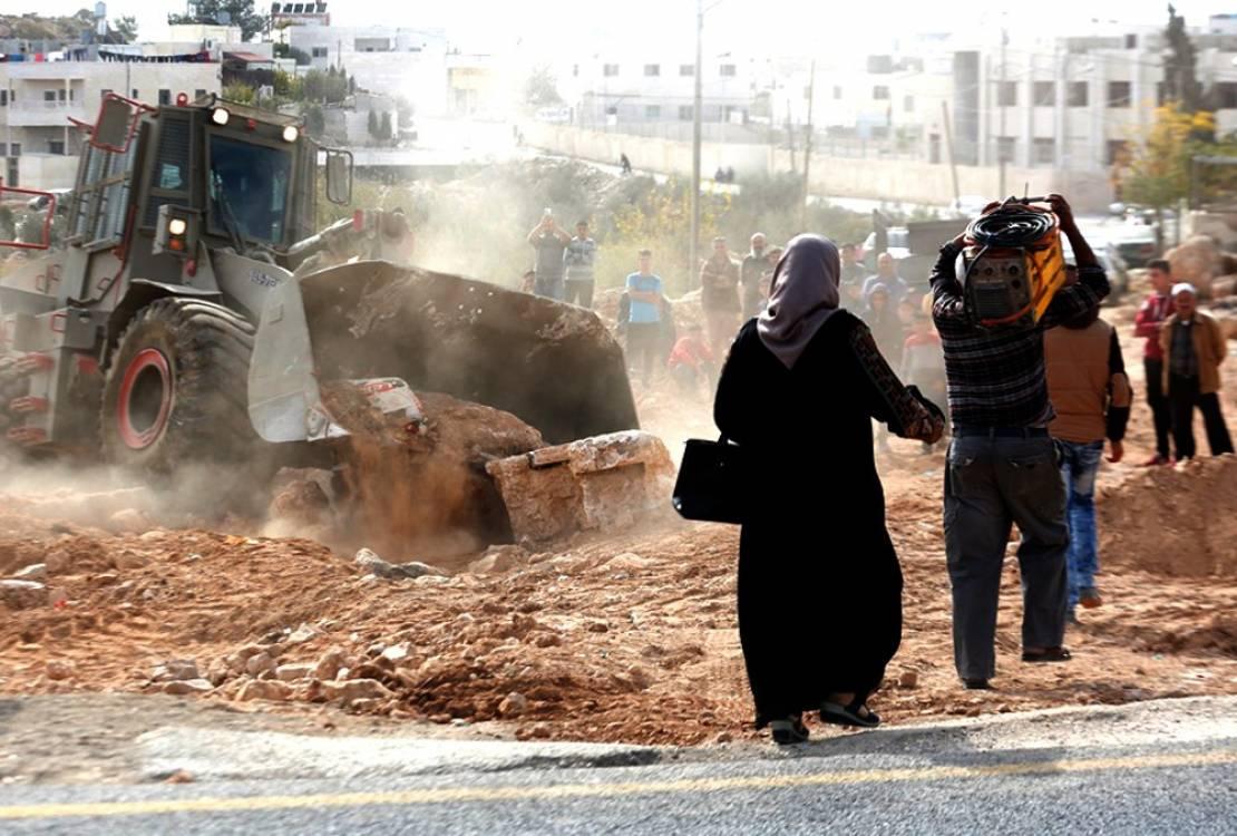 الاحتلال يجبر عائلة أبو صبيح على هدم منزلها ببلدة سلوان بالقدس المحتلة