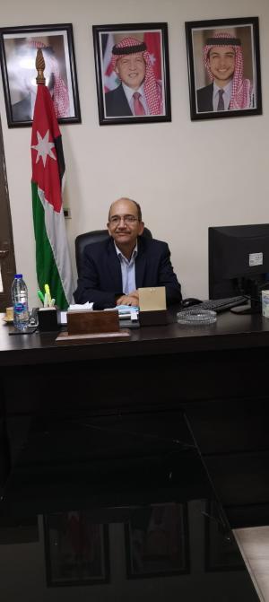 احمد سليمان الرحاحلة ..  مبارك الترقية