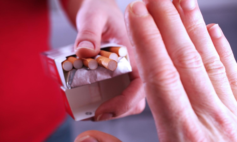 كيف أترك التدخين ؟؟