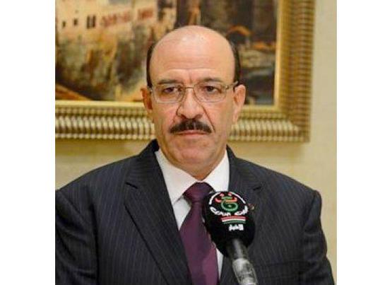 وفاة السفير الاردني بالجزائر أحمد جرادات اثر ذبحة صدرية