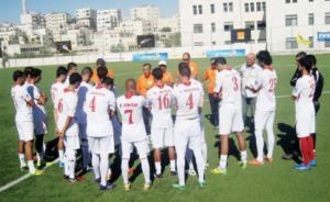 منتخب الكرة الأولمبي يواجه نظيره الأوزبكي اليوم