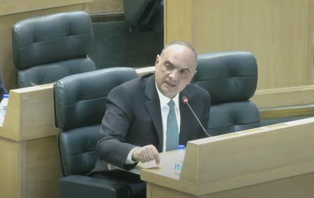 الخصاونة: الاحتلال الصهيوني يتحمل مسؤولية جرائمه كافة و الأردن ما صمت و لن يصمت
