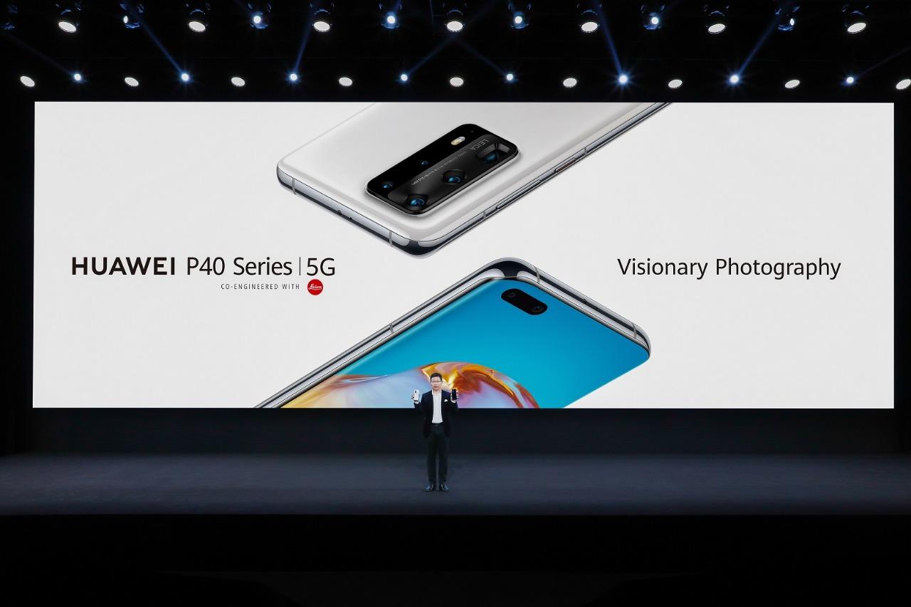 سلسلة Huawei P40 ..  عصر التصوير الفوتوغرافي