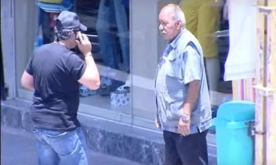 بالفيديو : مقلب مضحك جداً لكميل الاسمر في فرن الشباك